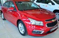 Bán ô tô Chevrolet Cruze LT 1.6L sản xuất 2018, màu đỏ, giá 589tr giá 589 triệu tại Tp.HCM