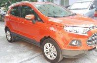Bán Ford EcoSport Titanium 1.5L AT đời 2016, màu đỏ như mới giá cạnh tranh giá 560 triệu tại Hà Nội