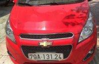 Bán ô tô Chevrolet Spark năm sản xuất 2014, màu đỏ, giá 265tr giá 265 triệu tại Tp.HCM