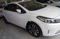 Bán Kia Cerato 1.6AT sản xuất năm 2017, màu trắng   giá 575 triệu tại Đồng Nai