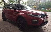 Bán LandRover Range Rover Evoque sản xuất 2016, màu đỏ, nhập khẩu   giá 2 tỷ 580 tr tại Hà Nội