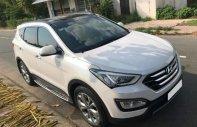 Cần bán gấp Hyundai Santa Fe đời 2015, màu trắng giá cạnh tranh giá 975 triệu tại Tp.HCM
