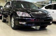 Bán Toyota Camry đời 2005, màu đen  giá 350 triệu tại Ninh Bình