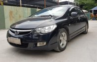 Bán Honda Civic 1.8AT đời 2008, màu đen giá 356 triệu tại Hà Nội