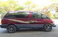 Bán Toyota Previa 2.4LE năm 1991, màu đỏ, nhập khẩu số tự động giá 135 triệu tại Tp.HCM