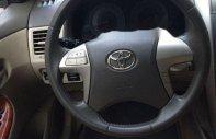 Cần bán Toyota Corolla Altis 2009, màu đen chính chủ giá 410 triệu tại Hà Nội