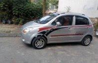 Cần bán Chevrolet Spark đời 2009, màu bạc giá 102 triệu tại Hà Nội