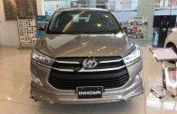 Bán xe Toyota Innova 2.0E sản xuất 2018, màu xám giá 699 triệu tại Tp.HCM