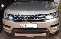 Chính chủ bán xe Landrover Range Rover Sport Hse 2014, màu vàng, nhập khẩu giá 3 tỷ 800 tr tại Hà Nội