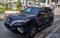 Cần bán gấp Toyota Fortuner V năm 2017, màu đen, nhập khẩu  giá 1 tỷ 360 tr tại Hà Nội