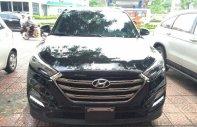 Salon ôtô Long Biên bán Hyundai Tucson 2.0 AT năm 2017, màu đen giá 865 triệu tại Hà Nội