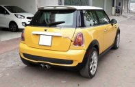 Bán Mini Cooper S 1.6AT sản xuất 2007, màu vàng, xe nhập giá 505 triệu tại Hà Nội