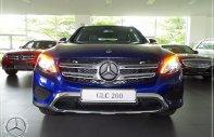 Bán Mercedes GLC 200 sản xuất năm 2018, màu xanh lam, nhập khẩu nguyên chiếc giá 1 tỷ 684 tr tại Tp.HCM