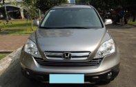 Cần bán lại xe Honda CR V năm 2010, màu bạc giá 525 triệu tại Tp.HCM