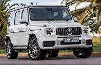 Bán Mercedes G63 AMG sản xuất 2018, màu trắng, nhập khẩu giá 7 tỷ 57 tr tại Hà Nội