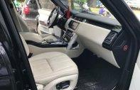 Bán LandRover Range Rover Autobio LWB 5.0, đời 2014, màu đen, xe nhập giá 6 tỷ 780 tr tại Hà Nội