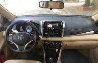 Bán Toyota Vios E MT năm 2017, màu vàng cát giá 525 triệu tại Hà Nội
