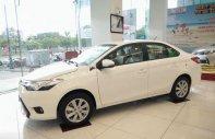 Bán Toyota Vios 1.5E MT 2018, màu trắng, 493tr giá 493 triệu tại Tp.HCM