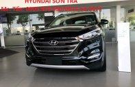 Hyundai Sơn Trà bán xe Hyundai Tucson Bản Turbo 2018, màu đen giá 882 triệu tại Đà Nẵng