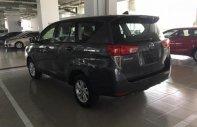Cần bán Toyota Innova 2.0G sản xuất 2018, màu xám giá 787 triệu tại Tp.HCM