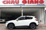 Bán Mazda CX 5 2.0 AT sản xuất 2016, màu trắng giá 825 triệu tại Hà Nội