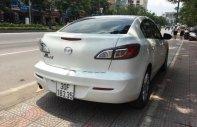 Chính chủ bán Mazda 3 S sản xuất 2014, màu trắng giá 520 triệu tại Hà Nội