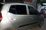 Bán Hyundai Grand i10 sản xuất 2008, màu bạc giá 185 triệu tại Tp.HCM