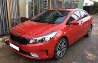 Cần bán lại xe Kia Cerato sản xuất năm 2016, màu đỏ như mới giá 585 triệu tại Đồng Nai