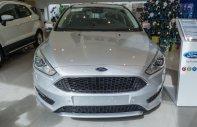 Bán Ford Focus 5D Sport 1.5L Ecoboost sản xuất năm 2018, màu xám (ghi), hỗ trợ trả góp 80% giá 759 triệu tại Hà Nội