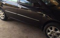 Cần bán lại xe Toyota Corolla altis G sản xuất 2006, màu đen giá 330 triệu tại Thái Nguyên