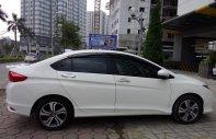 Bán ô tô Honda City sản xuất 2015, màu trắng, giá 525tr giá 525 triệu tại Hà Nội