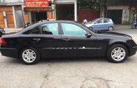 Cần bán xe Mercedes E đời 2005, màu đen giá 350 triệu tại Hà Nội