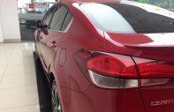 Bán xe Kia Cerato 1.6 AT sản xuất 2018, màu đỏ, 589tr giá 589 triệu tại Vĩnh Phúc