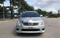 Bán Toyota Innova 2.0E MT 2013, màu bạc như mới, giá 538tr giá 538 triệu tại Hà Nội