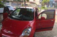 Cần bán gấp Chevrolet Spark sản xuất năm 2009, màu đỏ, giá tốt giá 112 triệu tại Hà Nội