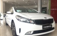 Bán Kia Cerato S MT sản xuất 2018, màu trắng, giá chỉ 499 triệu giá 499 triệu tại Tp.HCM