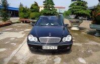 Cần bán gấp Mercedes đời 2003, màu đen xe gia đình giá 279 triệu tại Tiền Giang