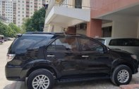 Bán Toyota Fortuner 2.5G đời 2014, màu đen giá 820 triệu tại Hà Nội