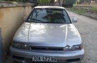 Bán xe Honda Accord 2.0 MT đời 1990, màu bạc, nhập khẩu giá 23 triệu tại Hà Nội