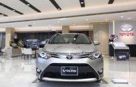 Bán Toyota Vios 1.5G năm 2018, màu bạc giá 560 triệu tại Hải Phòng