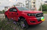 Bán Ford Ranger XLS 2.2L 4x2 AT năm 2016, màu đỏ, nhập khẩu nguyên chiếc giá 685 triệu tại Tp.HCM