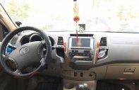 Cần bán lại xe Toyota Fortuner V 2010, màu bạc số tự động, 550 triệu giá 550 triệu tại Tp.HCM