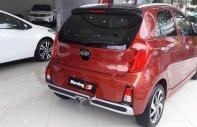 Bán Kia Morning S AT sản xuất năm 2018, màu đỏ, giá 390tr giá 390 triệu tại Tp.HCM