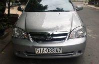 Cần bán xe Daewoo Lacetti EX đời 2011, màu bạc, 255 triệu giá 255 triệu tại Tp.HCM