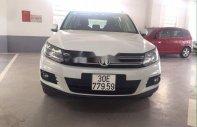 Cần bán Volkswagen Tiguan 2.0L năm 2016, màu trắng, nhập khẩu chính chủ giá 1 tỷ 190 tr tại Hà Nội
