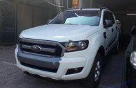 Cần bán lại xe Ford Ranger SLX 2.2AT 2016, màu trắng, nhập khẩu  giá 645 triệu tại Hà Nội