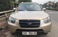 Bán xe Hyundai Santa Fe 2.2L 4WD sản xuất 2008, màu vàng, nhập khẩu nguyên chiếc giá 458 triệu tại Vĩnh Phúc