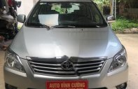Bán Toyota Innova 2.0E 2012, màu bạc giá 510 triệu tại Hà Nội