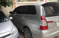 Bán Toyota Innova sản xuất năm 2015, màu bạc số sàn, 590 triệu giá 590 triệu tại Hà Nội