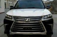 Cần bán gấp xe Lexus LX 570 đời 2017, màu đen, xe nhập, cực đẹp, hoạt động bình thường giá 900 triệu tại Tây Ninh